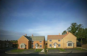 Timber Frame Housing Development