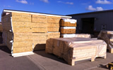 Kestrel Timber Frame sources timber from sustainable managed forests